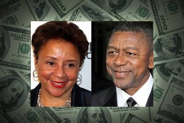 Robert e Sheila Johnson