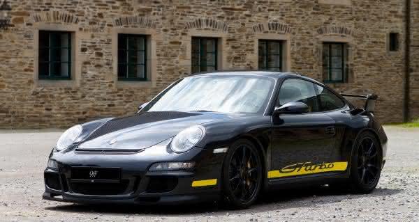 9ff Porsche 911 GT2 GTurbo 1200