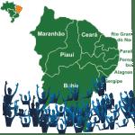 Top 10 maiores torcidas da regiao nordeste do brasil