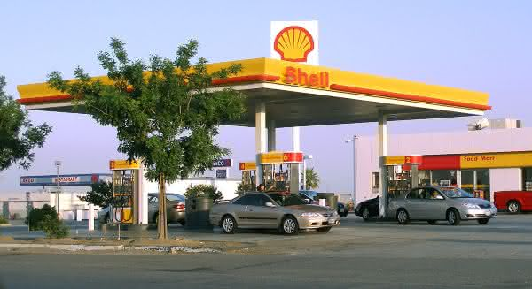 shell a maior empresa do mundo