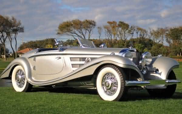 Mercedes-Benz 540K Spezial Roadster