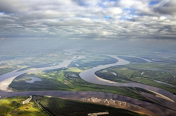 rio Ob - Irtysh