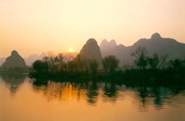 rio amarelo Hoang Ho