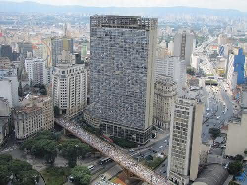 Mirante do Vale - Palacio W Zarzur - Sao Paulo