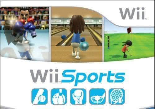 Wii sports o jogo mais vendido de todos os tempos