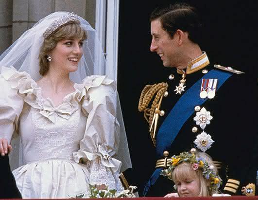 Principe Charles e Lady Diana