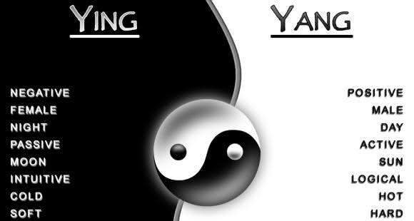 ying yang
