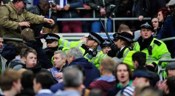 Millwall torcida