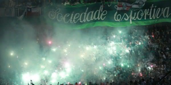 palmeiras entre os maiores campeões do Campeonato Brasileiro