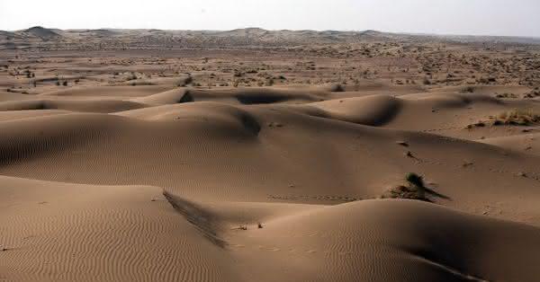 Deserto Kara Kum
