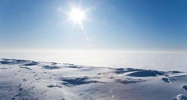 Deserto da Antartida