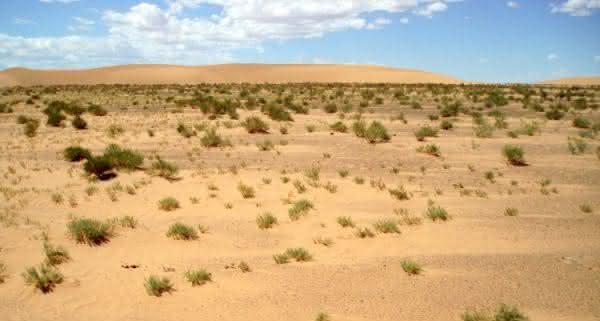 Deserto de Gobi