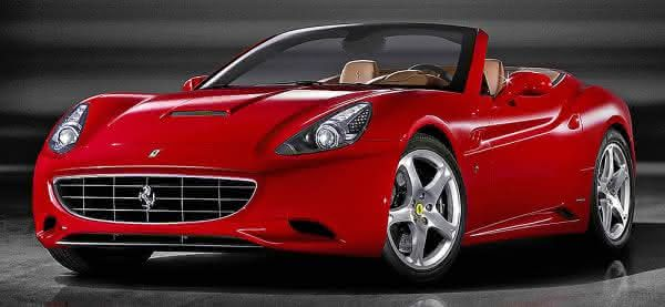 Ferrari – California F1