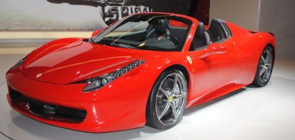 Ferrari – F458 Spider
