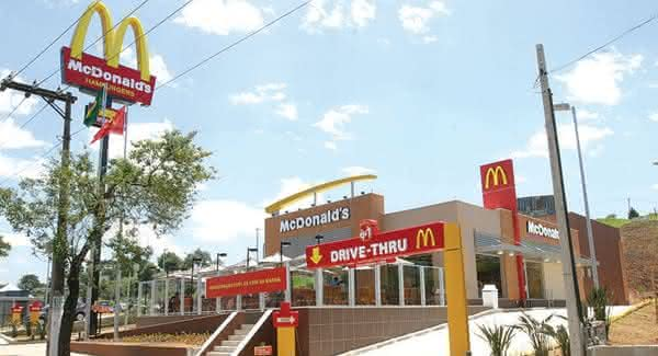 Franquia mc donalds