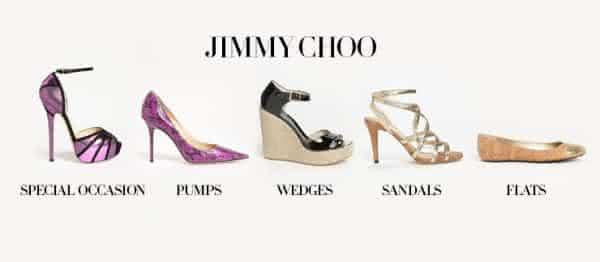 Jimmy Choo colecao