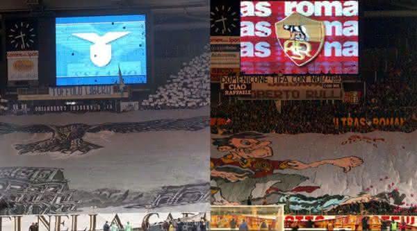 Lazio X Roma maiores rivalidades