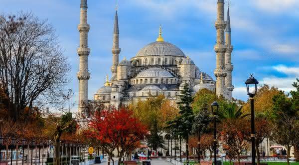 Mesquita do Sultao Ahmed