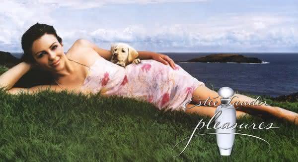 Pleasures  Estee Lauder perfumes mais vendidos