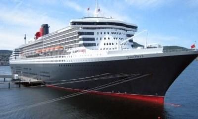 Top 10 maiores navios de cruzeiros do mundo