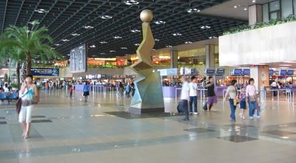airport Soekarno-Hatta