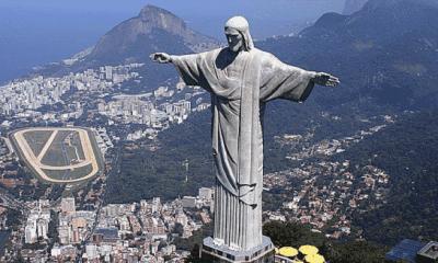 Cristo redentor Brasil entre os paises mais religiosos do mundo