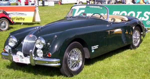 Jaguar XK150 Roadster