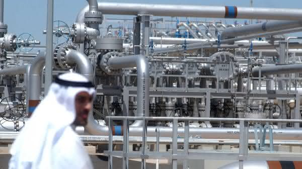 Kuwait  petroleo
