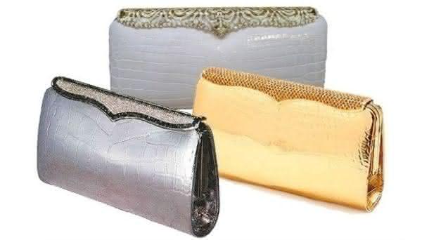 Lana J. Marks Cleopatra uma das bolsas mais caras