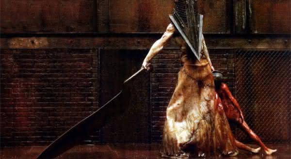 Pyramid Head do Silent Hill