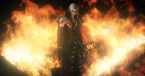 Sephiroth do Final Fantasy
