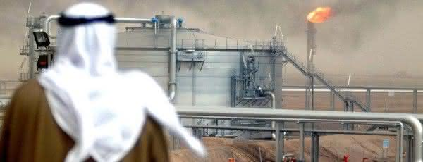 arabia saudita a maior reserva de petroleo do mundo