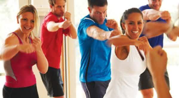 body combat emagrece e queima gorduras
