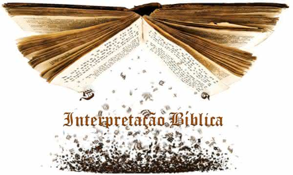 interpletacao biblia hermameutica exegese