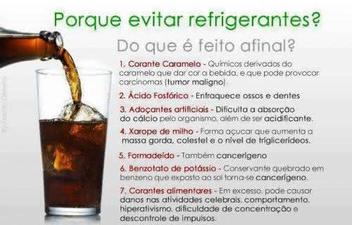 refrigerantes comum