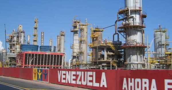 vezuela petroleo
