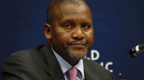 Aliko Dangote pessoa mais rica do continente africano