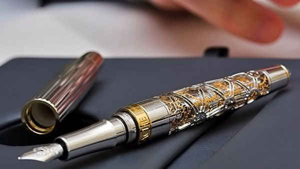 Caran d Ache  1010 The Fountain Pen limited edition