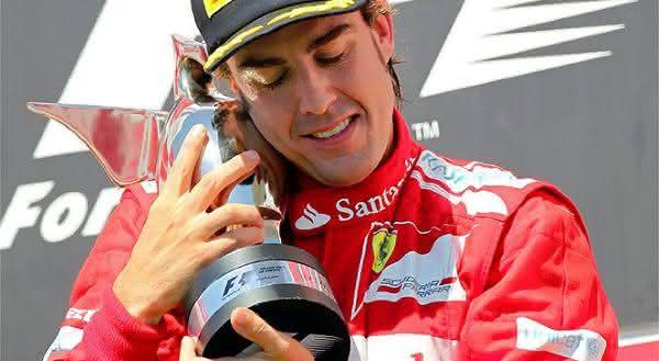 Fernando alonso um dos melhores pilotos de formula 1