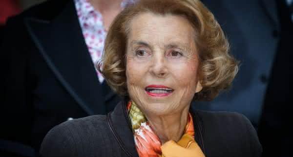 Liliane Bettencourt entre as maiores bilionarias do mundo