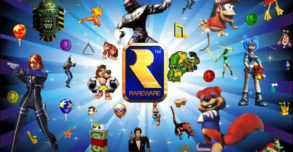 rare games produtora