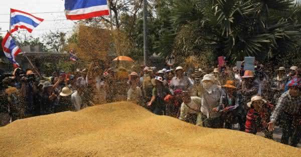 tailandia producao agricola