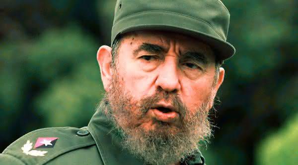 Fidel castro um dos lideres mais influentes da historia