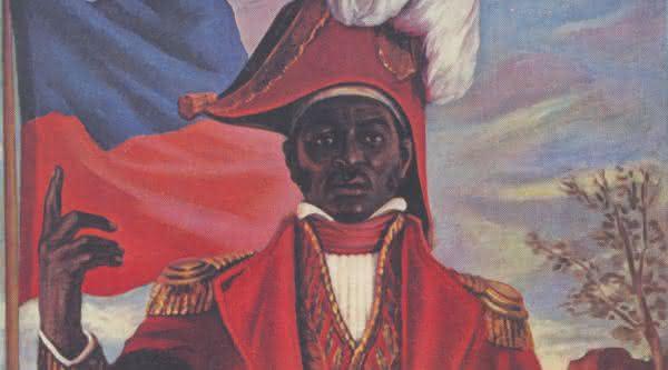 Jean-Jacques Dessalines um dos maiores lideres de todos os tempos