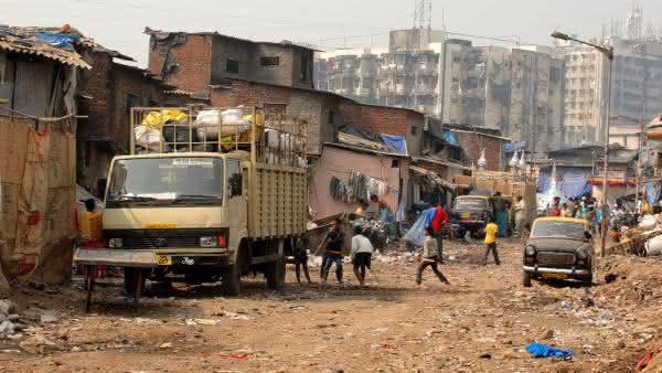 Maharashtra na India a maior favela do mundo
