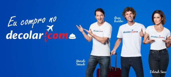 decolar com a maior agencia de viagem do brasil