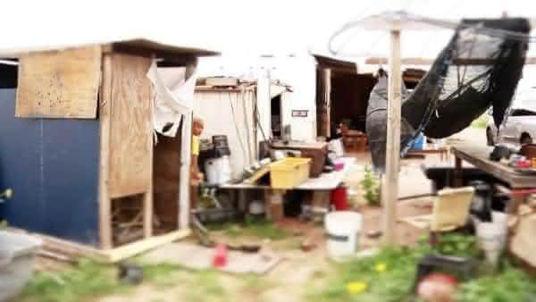 favela de Hidalgo County texas eua