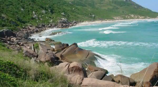 praia de galheta naturismo