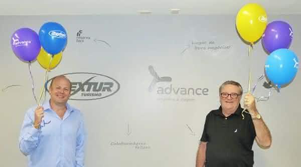 rextur advance maiores agencias de viagens do brasil