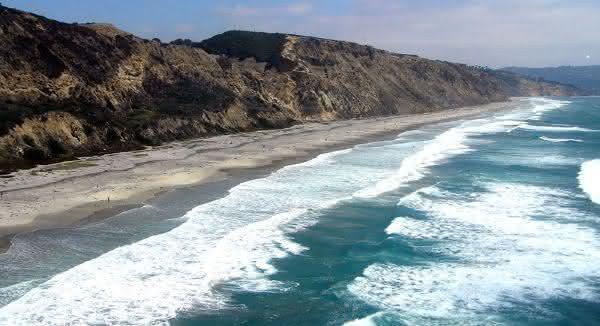 Blacks Beach melhores praias de nudismo do mundo